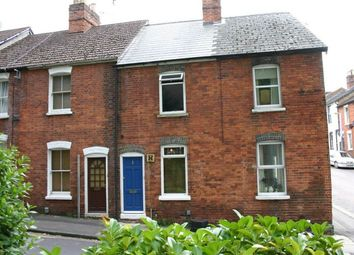 Thumbnail 2 bed terraced house to rent in Milford Hill, Salisbury