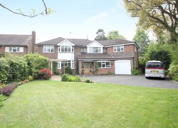 Thumbnail 5 bed detached house for sale in Cranbrook Lodge, Holly Lane, Balsall Common