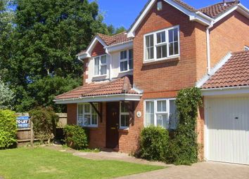 Thumbnail 4 bed detached house to rent in Fir Tree Close, Horton Heath, Eastleigh