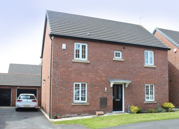 Thumbnail 4 bed detached house for sale in Kerr Close, Kirkby, Liverpool