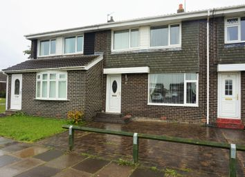 Thumbnail 3 bed terraced house for sale in Highburn, Cramlington