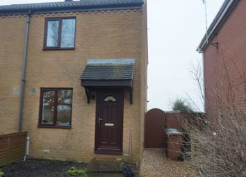 Thumbnail 2 bed terraced house for sale in March Road, Turves