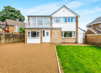 Thumbnail 4 bed detached house for sale in City Lane, Wheatley, Halifax