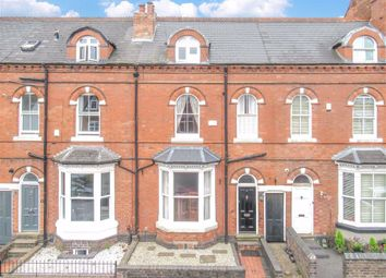 3 bed terraced house for sale in Regent Road, Harborne, Birmingham B17