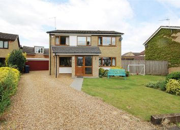Thumbnail 4 bed detached house for sale in Warren Close, Wyton, Huntingdon