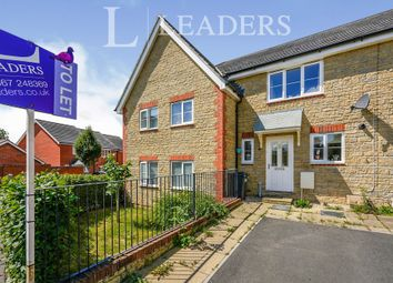Thumbnail 2 bed terraced house to rent in Lapwing Lane, Watchfield, Swindon