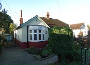 Thumbnail 2 bedroom bungalow for sale in Woodland Road, Darlington, County Durham