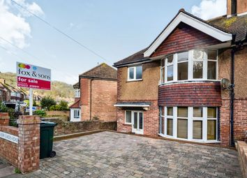3 bed semi-detached house for sale in Cherry Garden Road, Eastbourne BN20