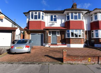 Thumbnail 5 bed semi-detached house for sale in Hillcote Avenue, London