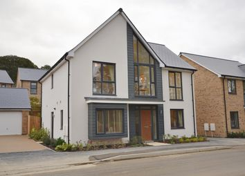 Thumbnail 4 bed detached house for sale in Lister Road, Littlecombe, Dursley