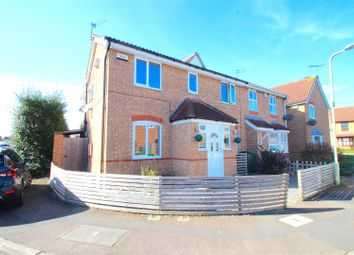 3 bed semi-detached house for sale in Acacia Close, Leicester Forest East, Leicester LE3
