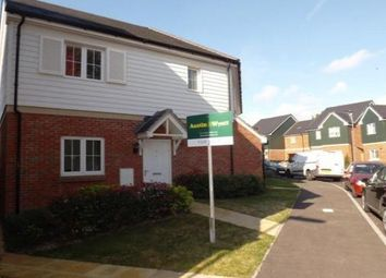 Thumbnail 2 bed maisonette to rent in Bedford Drive, Fareham