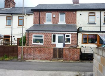 Thumbnail 3 bed terraced house for sale in Station Road, Lundwood, Barnsley