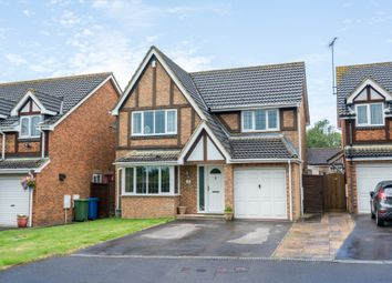 Thumbnail 4 bed detached house for sale in Coves Farm Wood, Binfield, Bracknell
