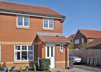 Thumbnail 3 bed semi-detached house for sale in Lacock Gardens, Maidstone, Kent
