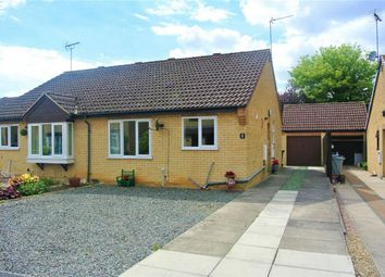 Thumbnail 2 bed semi-detached bungalow for sale in Austerby Close, Bourne, Lincolnshire