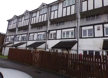 Thumbnail 3 bed maisonette to rent in Scribbans Close, Smethwick
