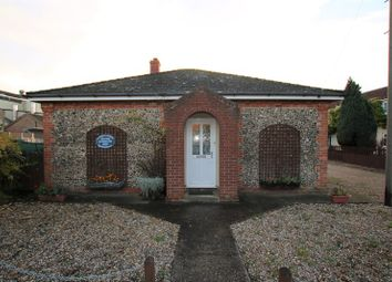 Thumbnail 2 bed bungalow to rent in Station Road, Attleborough