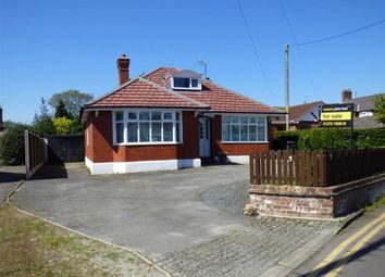Thumbnail 3 bedroom detached bungalow for sale in Waterloo Road, Haslington, Crewe