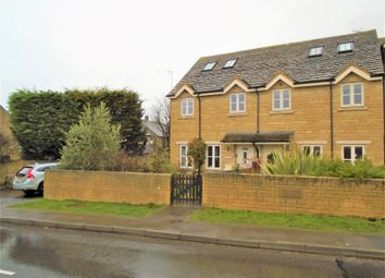 Thumbnail 4 bed end terrace house for sale in Gable House, The Old Post Mews, Horton-Cum-Studley, Oxfordshire