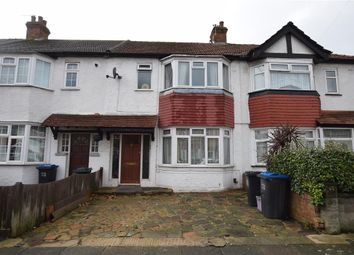 Thumbnail 3 bed terraced house for sale in Cobham Avenue, New Malden