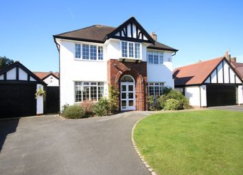 Thumbnail 5 bed detached house for sale in Ryder Crescent, Hillside, Southport