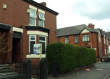 Thumbnail 5 bed end terrace house to rent in Laindon Road, Manchester