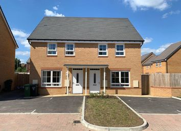 2 bed semi-detached house for sale in Luck Road, Bursledon, Southampton, Hampshire SO31