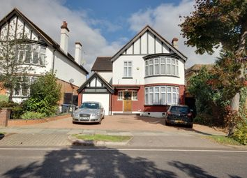 Thumbnail 5 bedroom detached house for sale in Vera Avenue, Grange Park