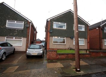 Thumbnail 2 bed semi-detached house to rent in Longfield Road, Darlington