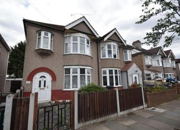 Thumbnail 3 bed semi-detached house for sale in Donington Avenue, Ilford