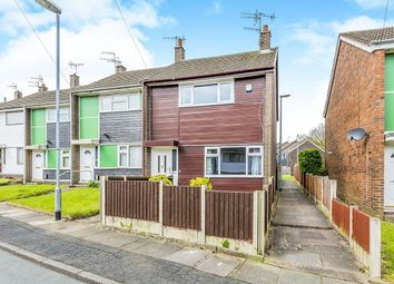 Thumbnail 2 bed terraced house for sale in Skipacre Avenue, Smallthorne, Stoke-On-Trent