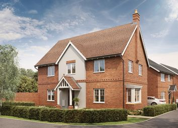 "Thumbnail 4 bed property for sale in ""The Somerton"" at St. James Close, Bartestree, Hereford"