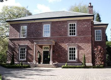Thumbnail 5 bed detached house to rent in South Downs Road, Bowdon, Altrincham