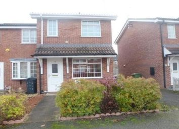 Thumbnail 2 bed semi-detached house to rent in Malpas Road, Rudheath