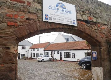 Thumbnail Commercial property for sale in Cliff House Holiday Cottages, Crewe Street, Seahouses