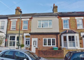 Thumbnail 3 bed terraced house to rent in Linden Road, Hampton