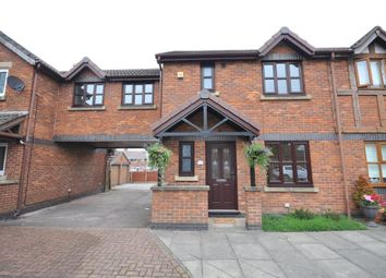 Thumbnail 3 bedroom mews house for sale in Newton Place, Blackpool, Lancashire