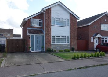 Thumbnail 3 bed detached house for sale in Plumtrees, Lowestoft