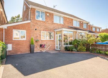 Thumbnail 4 bed semi-detached house for sale in Rednal Hill Lane, Rubery, Birmingham