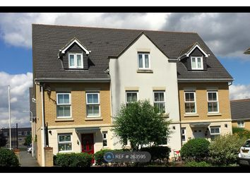 Thumbnail 3 bed terraced house to rent in Cochrane Drive, Dartford
