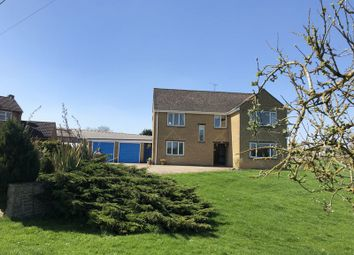 Thumbnail 5 bed detached house for sale in Banbury Road, Moreton Pinkney, Daventry