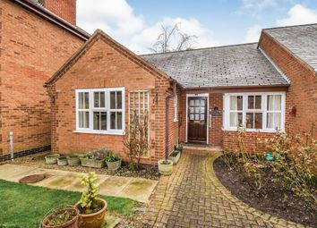 Thumbnail 2 bed semi-detached bungalow for sale in Grange Lane, Thurnby, Leicester