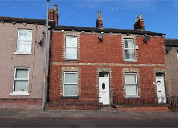 Thumbnail 3 bed terraced house for sale in Boundary Road, Currock, Carlisle, Cumbria