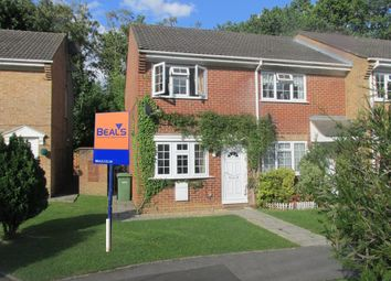 Thumbnail 2 bedroom end terrace house for sale in The Mews, Nursery Gardens, Chandler's Ford, Eastleigh