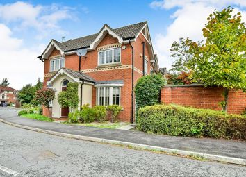 Thumbnail 3 bedroom detached house to rent in Tiverton Drive, Wilmslow