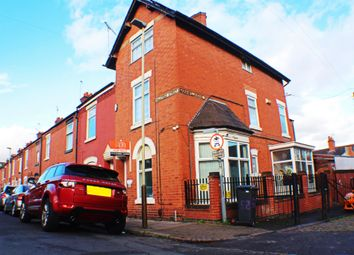Thumbnail 5 bedroom end terrace house for sale in Halstead Street, Leicester