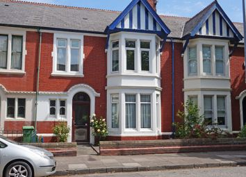 4 bed terraced house for sale in Marlborough Road, Roath, Cardiff CF23