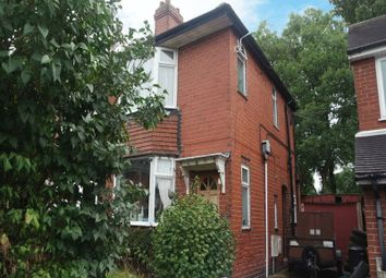 Thumbnail 2 bedroom semi-detached house for sale in Springfield Crescent, Longton, Stoke-On-Trent