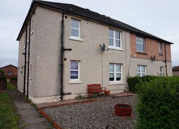 Thumbnail 2 bed flat for sale in Balfour Crescent, Larbert, Falkirk